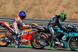 Franco Morbidelli, Petronas Yamaha SRT, Alex Marquez, Repsol Honda Team