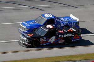 Raphael Lessard, Kyle Busch Motorsports, Toyota Tundra Canac, Clay Greenfield, Clay Greenfield Motorsports, Toyota Tundra Rackley Roofing