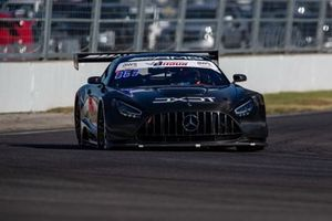 #63 DXDT Racing Mercedes-AMG GT3: David Askew, Ryan Dalziel, Richard Heistand