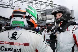 Marco Cassara, Ombra Racing, Luca Pastorelli, Dinamic Motorsport e Bashar Mardini, GDL Racing