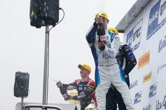 Second place Ash Sutton, Team BMR Subaru Levorg