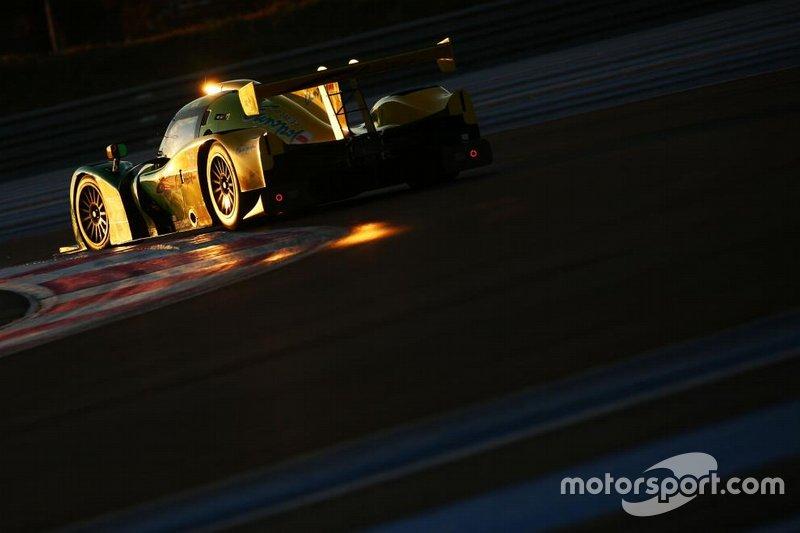 Ligier JS P3 - Nissan, Inter Europol Competition, Martin Hippe, Nigel Moore