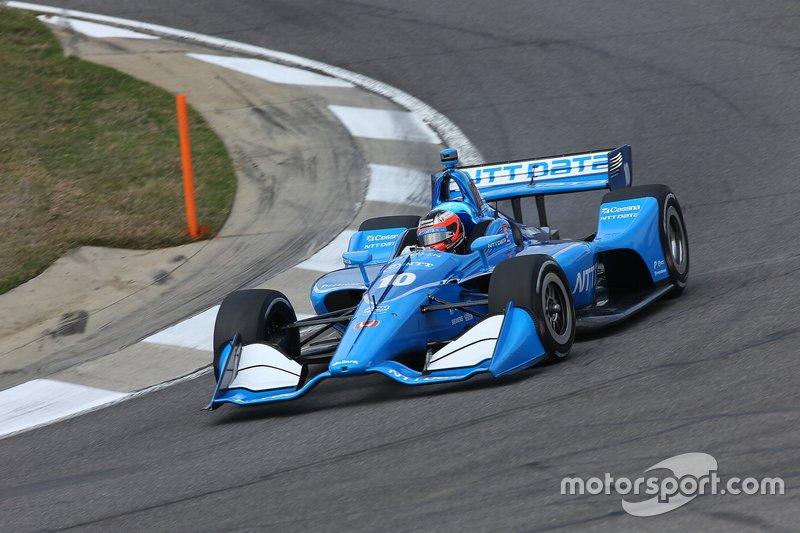 10. Felix Rosenqvist, Chip Ganassi Racing Honda