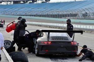 #17 MP1A Porsche GT3 Cup driven by Juan Fayen, Lino Fayen, and Angel Benitez Jr.