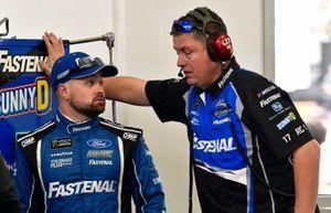 Ricky Stenhouse Jr., Roush Fenway Racing, mit Brian Pattie
