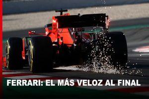 Sebastian Vettel, Ferrari portada video