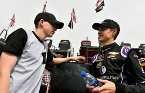 Zane Smith, JR Motorsports, Chevrolet Camaro The Cosmopolitan of Las Vegas and Riley Herbst