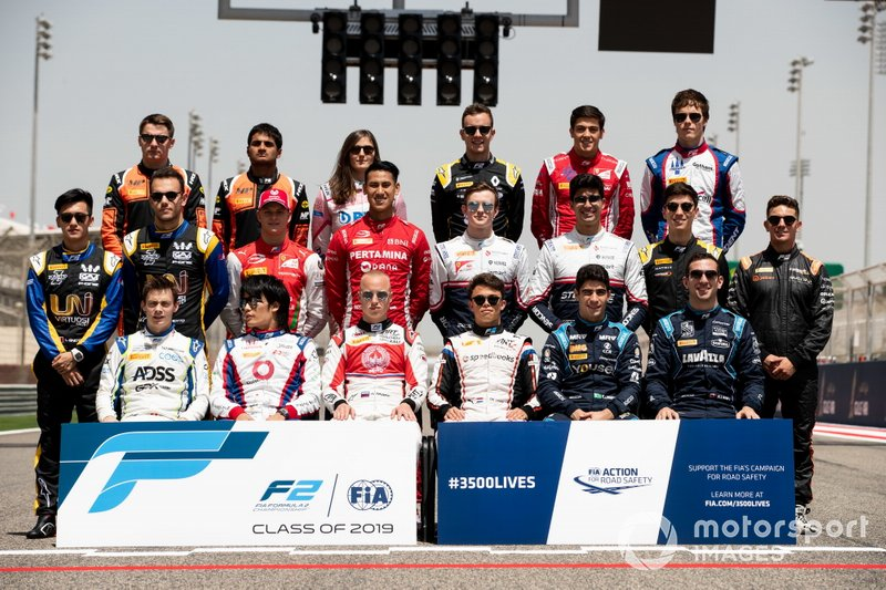 Foto de Grupo de pilotos clase 2019
