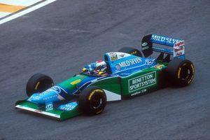 Jos Verstappen, Benetton B194