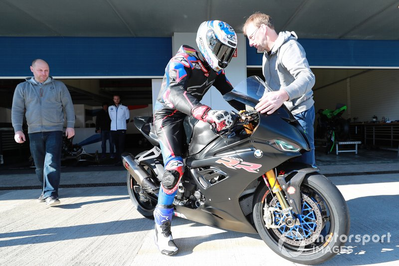 #28 BMW Motorrad WorldSBK Team: Markus Reiterberger