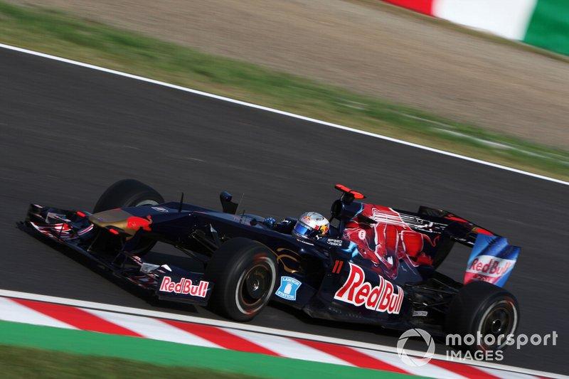 Sebastien Bourdais (Toro Rosso)