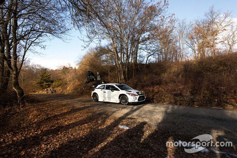 Sebastien Loeb, Daniel Elena, Hyundai Motorsport Hyundai i30 Coupe WRC