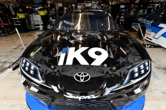 Jeffrey Earnhardt, Joe Gibbs Racing, Toyota Supra Extreme Concepts/iK9