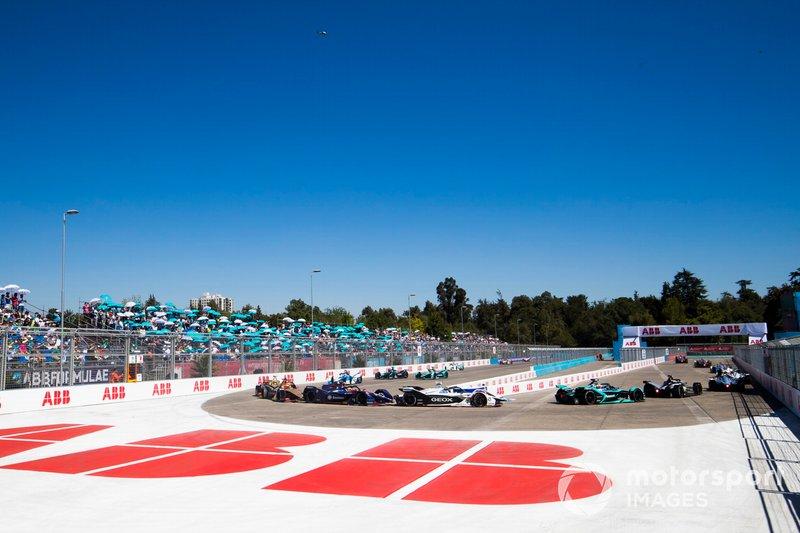 Parque O'Higgins Circuit (Santiago de Chile, Chile)