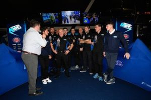 Giovanni Sandi, Franco Brugnara, Andrea Locatelli, Enea Bastianini, Italtrans Racing Team