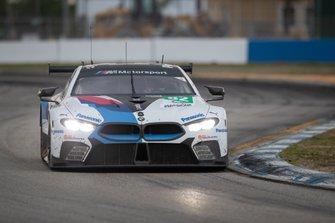 #82 BMW Team MTEK BMW M8 GTE: Antonio Felix da Costa, Bruno Spengler, Augusto Farfus