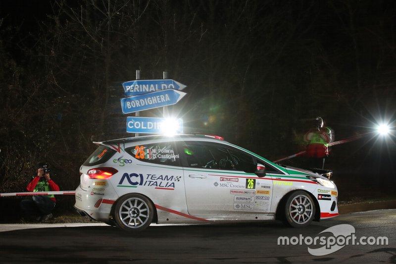 Marco Pollara, David Castiglioni, Ford Fiesta R2B #26, CST Sport