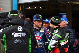 Alex Lowes, Pata Yamaha, Leon Haslam, Kawasaki Racing
