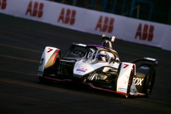 Jose Maria Lopez, GEOX Dragon Racing, Penske EV-3 using fanboost mode