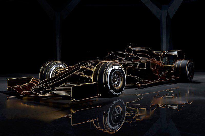 Présentations F1 2019