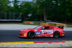 #46 TA2 Chevrolet Camaro driven by Joey Miller of TPIS Total Performance