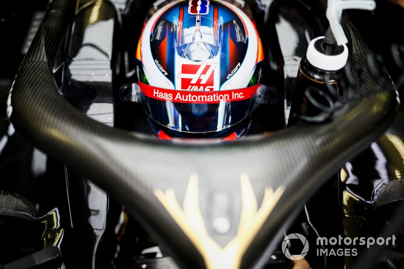11: Romain Grosjean, Haas F1, 1:29.015 (inc 3-place grid penalty)