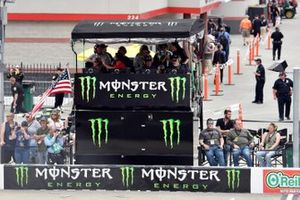 Monster Energy Guest Pit Box