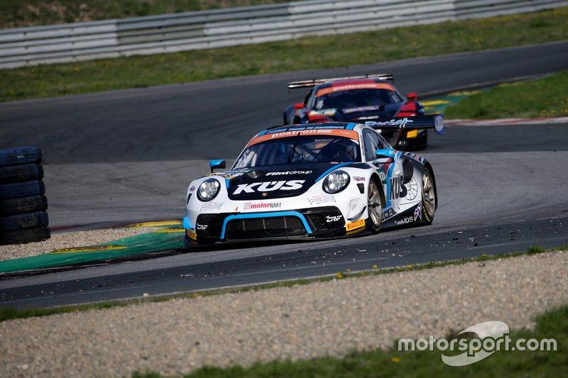 #18 KÜS TEAM75 Bernhard Porsche 911 GT3 R: Adrien de Leener, Matteo Cairoli