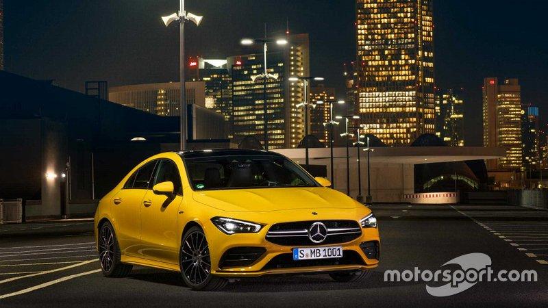 Mercedes-AMG CLA 35 2020 року