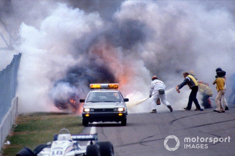 1982 - Excesso de acidentes pôs fim ao efeito solo