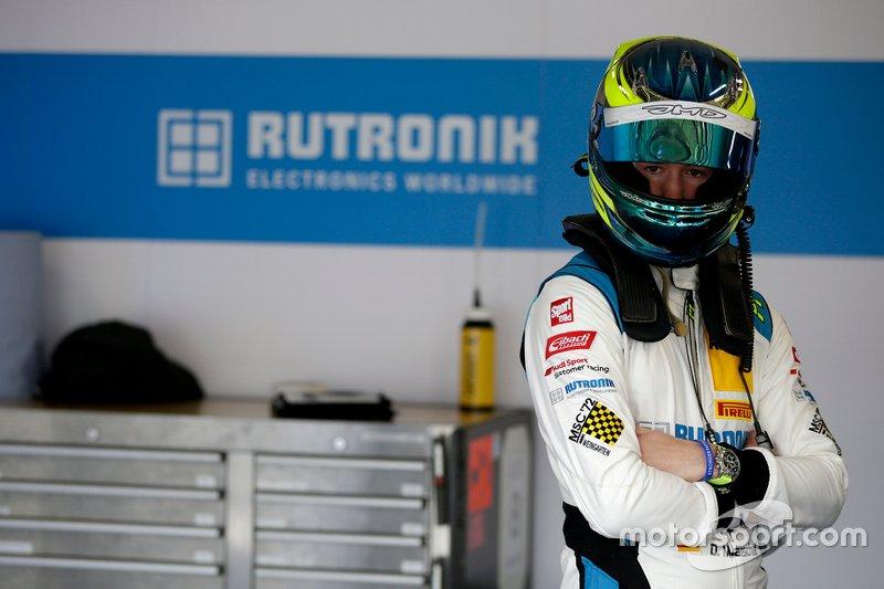 #8 HCB-Rutronik Racing Audi R8 LMS: Dennis Marschall
