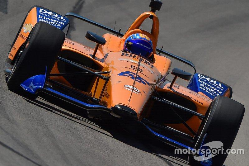 Fernando Alonso, Mc Laren