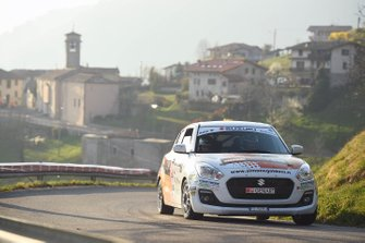 Simone Goldoni, Flavio Garella, Suzuki Swift R1, Nordovest Racing