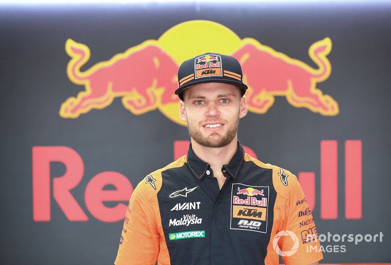 #33 Brad Binder, Red Bull KTM Factory Racing, confirmado para 2020