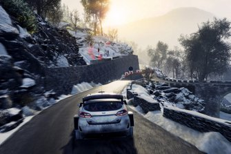 World Rally Championship, WRC8 video game