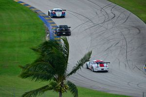 #88 MP1B Porsche GT3 Cup driven by Carlos Crespo of MCC Motorsports, #41 MP1A BMW M4 GT3 driven by John Estupinan and Adam Yunis of TLM Racing, #19 MP1B Porsche 991 driven by Lino Fayen & Angel Benitez Jr. of Formula Motorsport