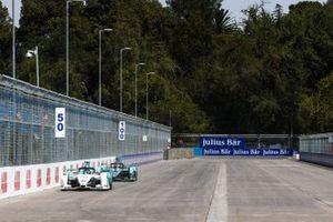 Tom Dillmann, NIO Formula E Team, NIO Sport 004 Mitch Evans, Jaguar Racing, Jaguar I-Type 3