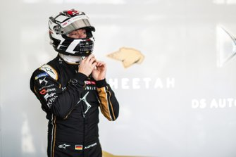 Andre Lotterer, DS TECHEETAH, prepares to go on track