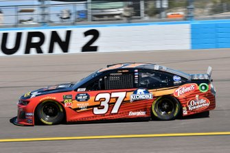 Chris Buescher, JTG Daugherty Racing, Chevrolet Camaro Kroger Flavor Fill Up