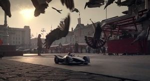 Formula E promó videó