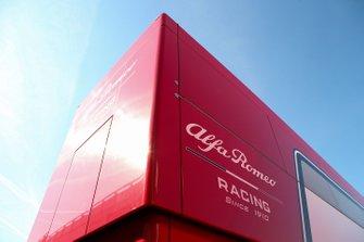 Моторхоум Alfa Romeo Racing