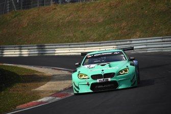 #3 Falken Motorsports BMW M6 GT3: Alexandre Imperatori, Jens Klingmann