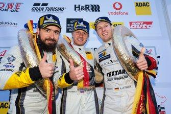 Podium Porsche Cup class