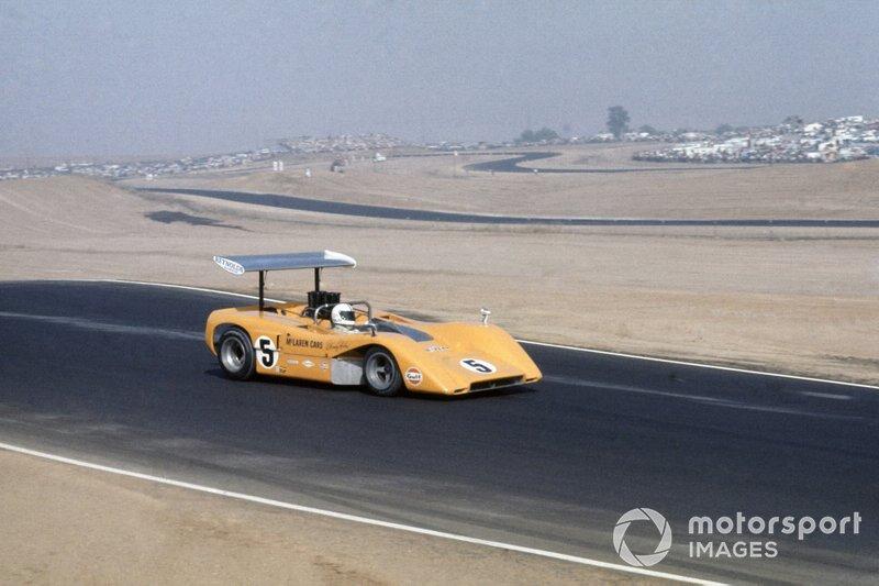 Denny Hulme, McLaren M8B-Chevrolet