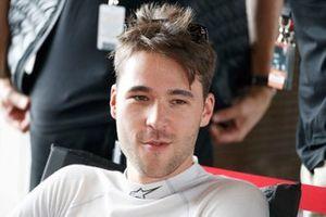 #22 Audi Sport Team Valvoline Audi R8 LMS: Kelvin Van der Linde