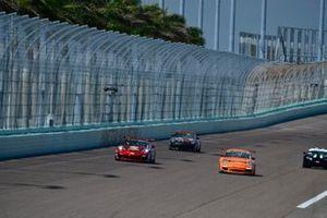 #24 MP1B Porsche GT3 Cup driven by Michael Menella of MCR Racing