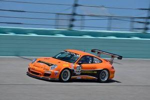 #03 MP1B Porsche GT3 Cup driven by Juan Ramirez of MGM Racing