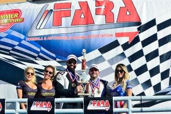Osiris Pena & Rafael Rosario of bZ Motorsports