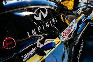 Renault F1 Team R.S.19, dettaglio della carrozzeria