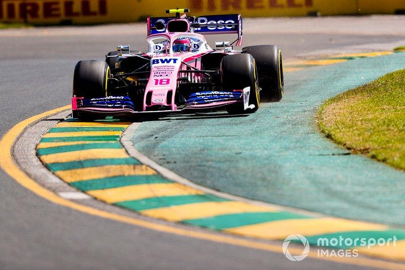 Ленс Стролл, Racing Point RP19